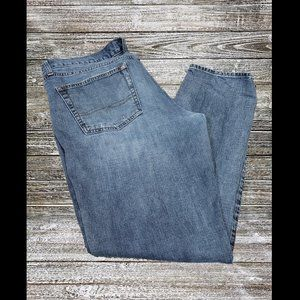 TRIUMPH Motorcycle Denim Blue Jeans Heritage Slim